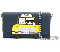 NYC taxi chain wallet