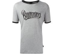 "T-Shirt mit ""Bananas""-Print"