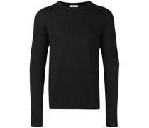 Sweatshirt mit VLTN-Prägung