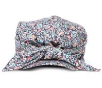Hut mit Blumen-Print - women - Baumwolle
