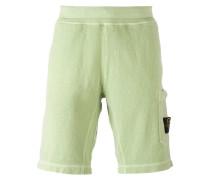 side pocket sweatshorts