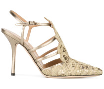 Bestickte Pumps - women