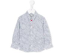 'Nael' Hemd mit Ameise-Print - kids - Baumwolle