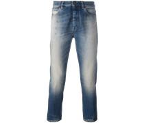 Jeans mit schmaler Passfor