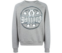 Sweatshirt mit Logo-Print - men - Baumwolle - XL