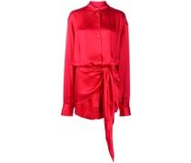 Kleid mit Schnürdetails
