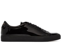 Urban Street Sneakers aus Lackleder