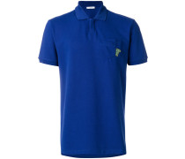 double pocket polo shirt