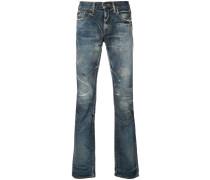 'Selvedge Bright Demon' Jeans