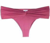 Amelie ruched bikini bottoms
