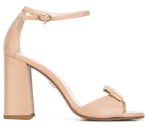 Sandalen mit Blockabsatz - women - Leder - 40