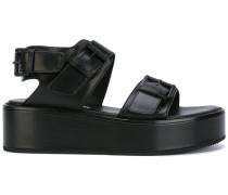 Sandalen mit Schnallenriemen - women