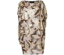 Kleid mit Dschungel-Print
