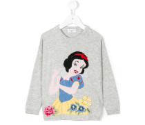 'Snow White' Pullover