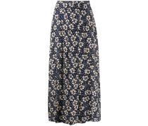 Georgia floral print skirt