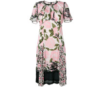 Kleid mit Blumen-Print - women - Bemberg