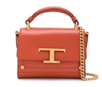 Mini-Tasche mit Monogramm