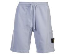 logo badge Bermuda shorts