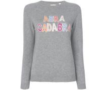 cashmere abracadraba sweater