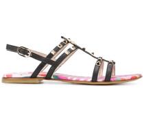 - Sandalen mit Nieten - kids