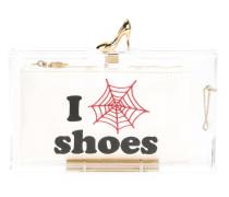 'Pandora Loves Shoes' Clutch