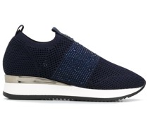 'Janeiro' Sneakers mit Kristallen
