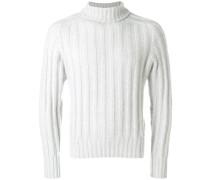 wide rib knit jumper