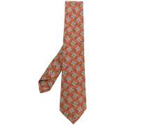 pattern print tie