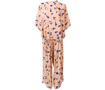 Email printed jumpsuit