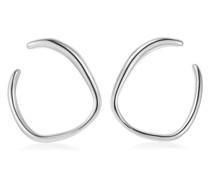 'Nura Reef' Ohrringe aus Sterlingsilber