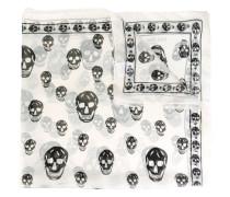 'Skull' Seidenschal