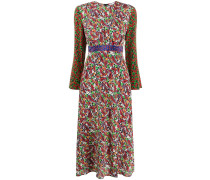 'Trisha' Kleid mit Print