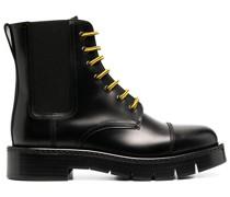 Chelsea-Boots mit Spitze