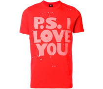 'P.S.I Love You' T-shirt