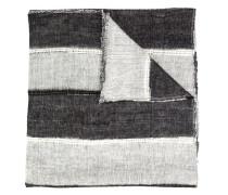 'Dolpo' Schal mit breiten Streifen