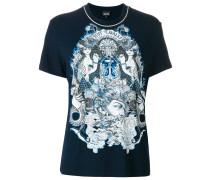 mythological print T-shirt