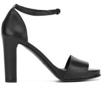 - Sandalen mit Blockabsatz - women