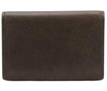 Portemonnaie mit Klappdeckel
