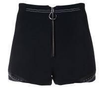 - Shorts mit Reißverschluss - women