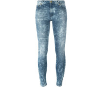 washed skinny trousers