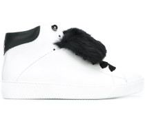 'Angele' hi-top sneakers