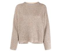 Lurex-Pullover