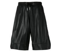 'Gold Star' Shorts - men - Lammleder/Viskose - L