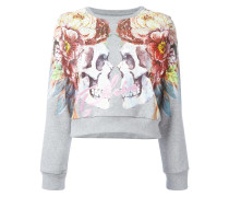 'Feathers' Sweatshirt - women - Baumwolle - S