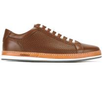 - Perforierte Sneakers - men - Leder/rubber - 42.5