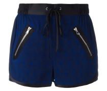 - Shorts mit Reißverschlusstaschen - women