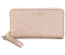 zip around wristlet wallet
