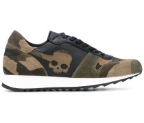Sneakers mit Totenkopf-Print - men