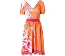 'Vahine' Kleid mit Print