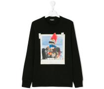 Teen printed sweatshirt